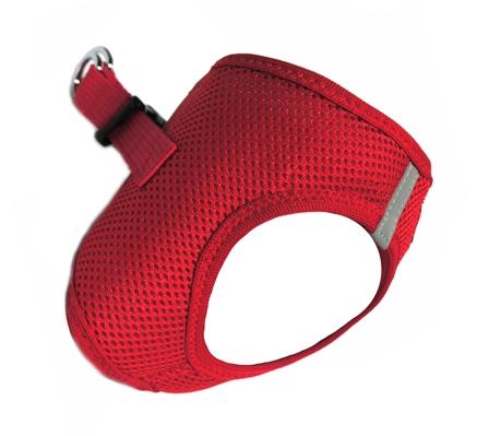 Doggie Design(ドギーデザイン)American River Ultra Harness Red アメリカン リバー パテント ペンディング ハーネス