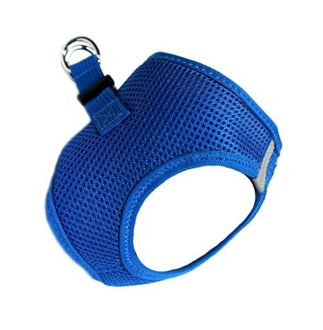 Doggie Design(ドギーデザイン)American River Ultra Harness Royal Blue アメリカン リバー パテント ペンディング ハーネス