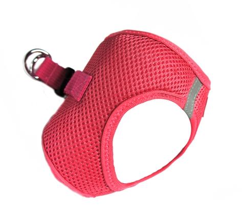 Doggie Design(ドギーデザイン)American River Ultra Harness Honeysuckle Pink アメリカン リバー パテント ペンディング ハーネス