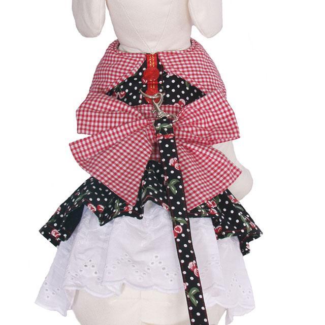 Cha-Cha Couture(チャチャクチュール)Cherry Pie チェリー パイ ハーネス ドレス