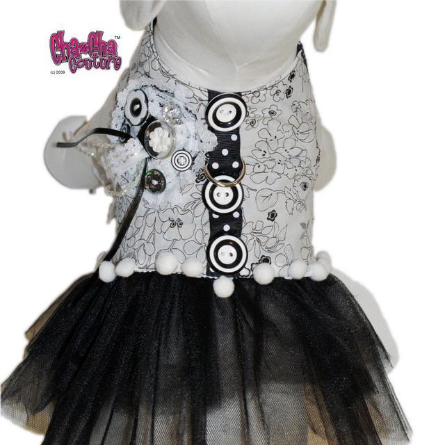 Cha-Cha Couture(チャチャクチュール)Miss Jezebel ミス イゼベル ハーネス ドレス