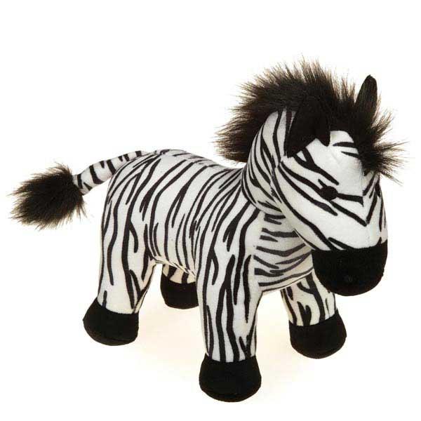 Zanies(ザニーズ)Range Runners Dog Toys Zebra レンジ ランナー ドッグ トイ ゼブラ