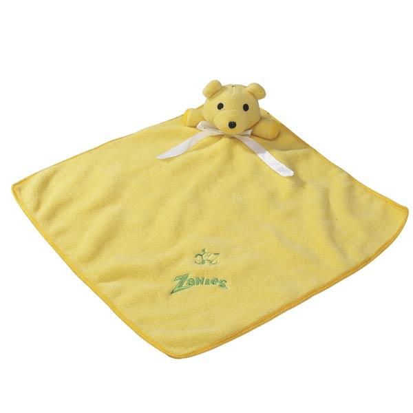 Zanies(ザニーズ)Snuggle Bear Puppy Blankets Honey Yellow ナッグル ベア パピー ブランケット イエロー