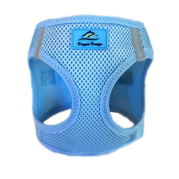 Doggie Design(ドギーデザイン)American River Ultra Harness Light Blue アメリカン リバー ウルトラ ハーネス ライト ブルー