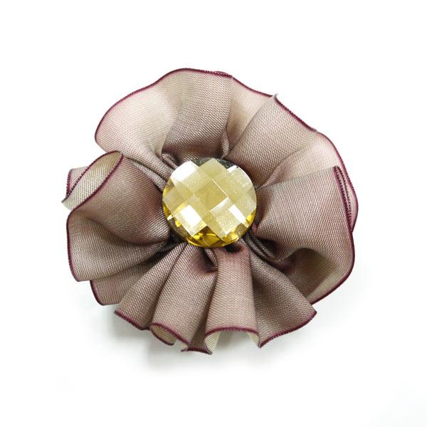 DOGO(ドゴ)EasyBOW Flower Brown イージーボウ フラワー ブラウン