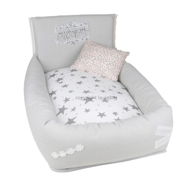 Louisdog(ルイドッグ)My Bedtime Story Mint Grey マイ ベッドタイム ストーリー ミント グレー