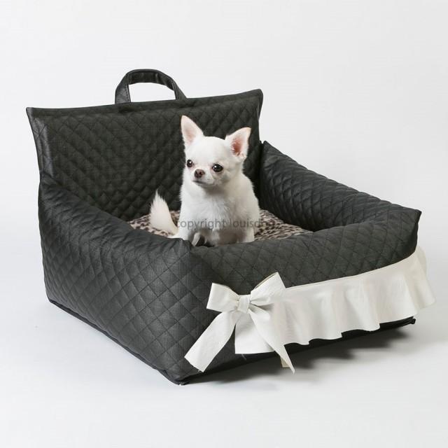 Louisdog(ルイスドッグ)犬用ドライブキャリーシート Driving Kit Black Grand ドライビング キット ブラック グランドサイズ