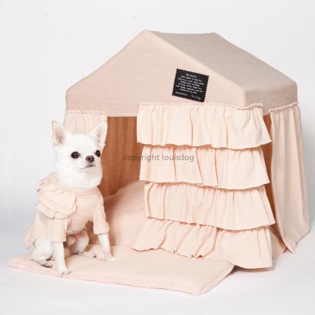 Louisdog(ルイスドッグ)犬用ベッド Peekaboo/Avant Cabana Petit ピーカブ アバン カバナ ハウス ベッド プチサイズ