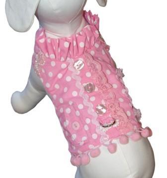 Cha-Cha Couture(チャチャクチュール)Pretty In Pink プリティ イン ピンク ハーネス ベスト